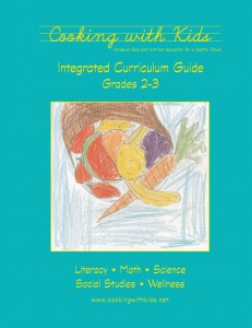 Cooking with Kids 2-3 Curriculum cover