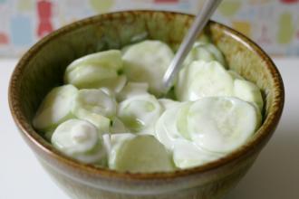 cucmber-salad